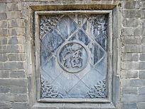 方形影壁墙-砖雕艺术