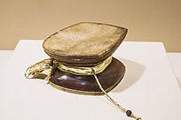 藏族双腔双面手鼓