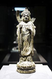 大理国铜虚空藏菩萨立像