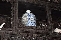 精致木雕-古典木家具