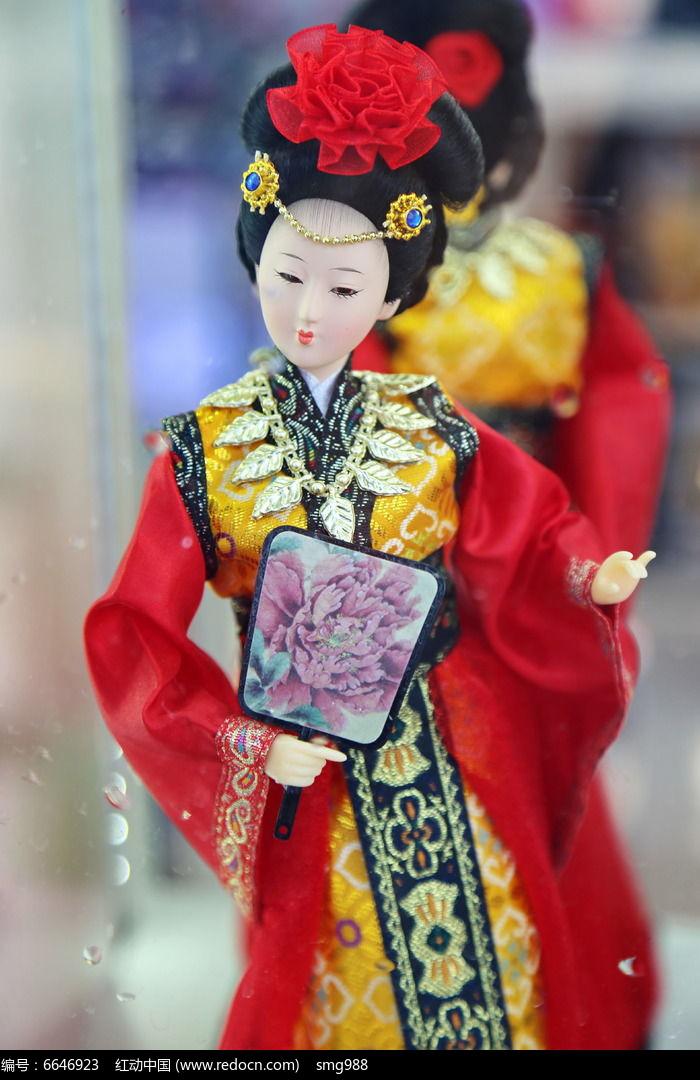 娟人古代妃子图片