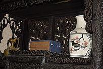 镂空博古-古典木家具