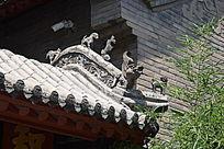 老房子装饰-屋脊兽