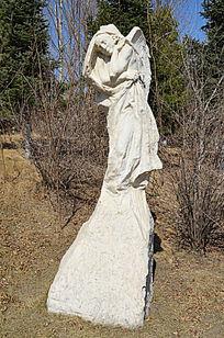 洛可可风格人物雕塑