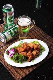 啤酒炸鸡套餐