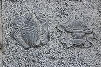 吉祥古代房子效果石雕装修图案v吉祥图片