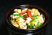 石锅有机花菜