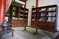 书架-古典木家具