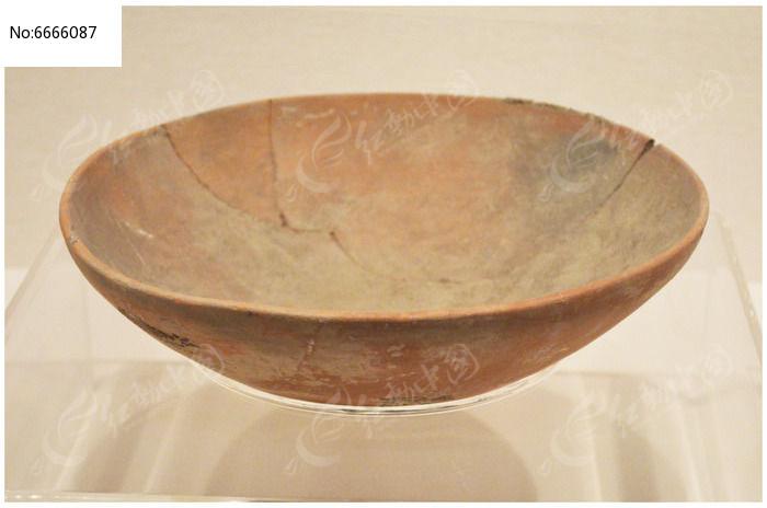 北辛文化陶钵图片