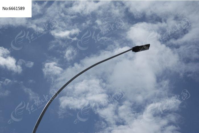 城市路灯图片,高清大图