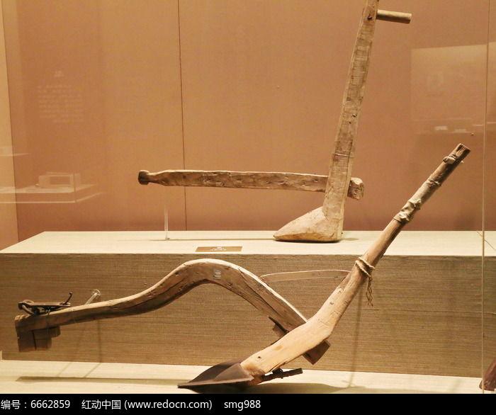 古代农具耩子图片