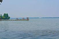 美丽的湖泊风景