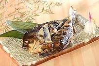 碳烤大竹夹鱼