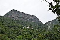 眼前的高山-山川自然风景