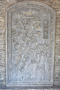 中国风雕刻艺术-石雕