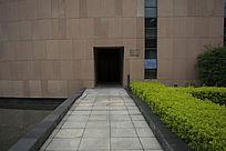 中山市文化艺术中心北门