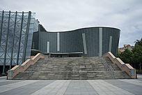 中山市文化艺术中心正门