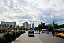 北京城市道路