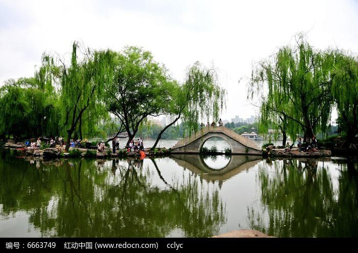 北京紫竹院公园图片,高清大图