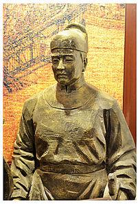 蔡伦人物雕塑