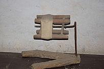 纺线工具-老物件