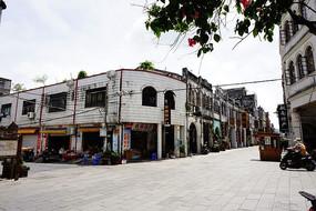 古镇建筑图片