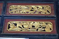 花鸟雕刻-木雕艺术