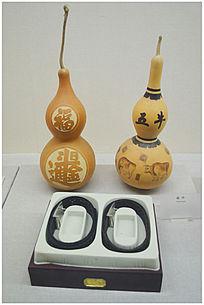葫芦雕刻画