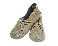 满族服饰鞋子