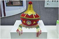 蒙古族玛瑙服饰
