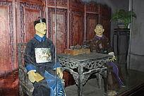 清朝官服-古装