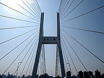 上海南浦大桥主梁