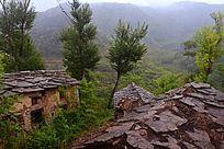 山中的老房子