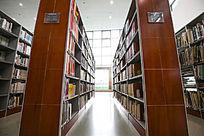 图书馆的书