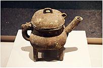 西周时期青铜壶