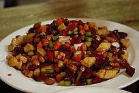 中国菜宫堡鸡丁