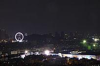 中山市西区夜景