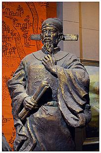 陈瑄人物雕塑