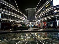 大宁音乐广场横构图