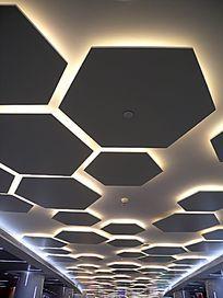 顶部照明设计