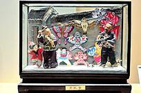 老北京民俗 卖风筝