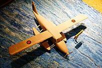 木制模型飞机