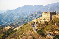世界文化遗产万里长城