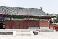 中国明清古代建筑