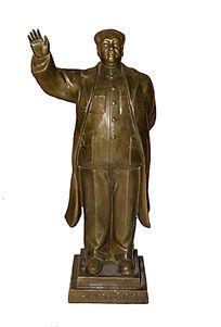 大气毛主席像-毛主席塑像