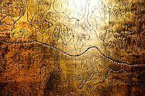 古典纹理背景图