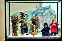老北京民俗 放花炮