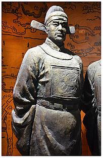 明代宋礼人物雕塑