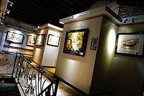 艺术品展厅