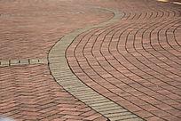 红砖景观路